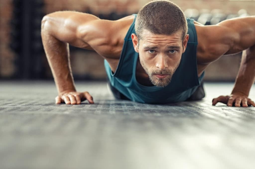 Pleins feux sur l'exercice: Push-Ups
